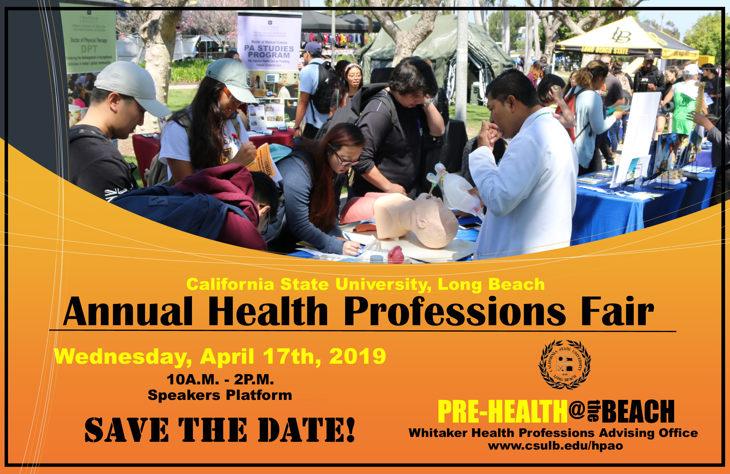 Workshops and Events   Health Professions Advising Office - Jensen ...