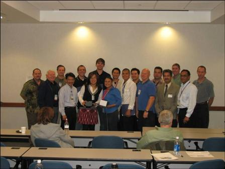 MAE Student Presentations at Boeing