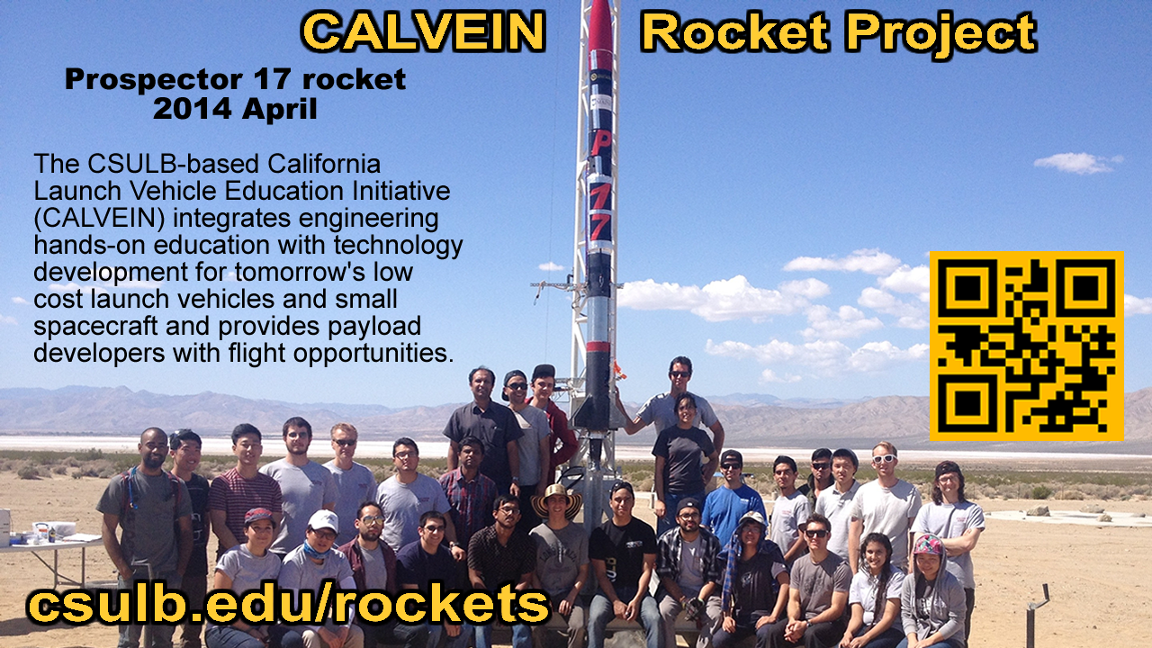 CALVEIN Rocket Project