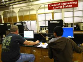 Chemical Engineering Control Station