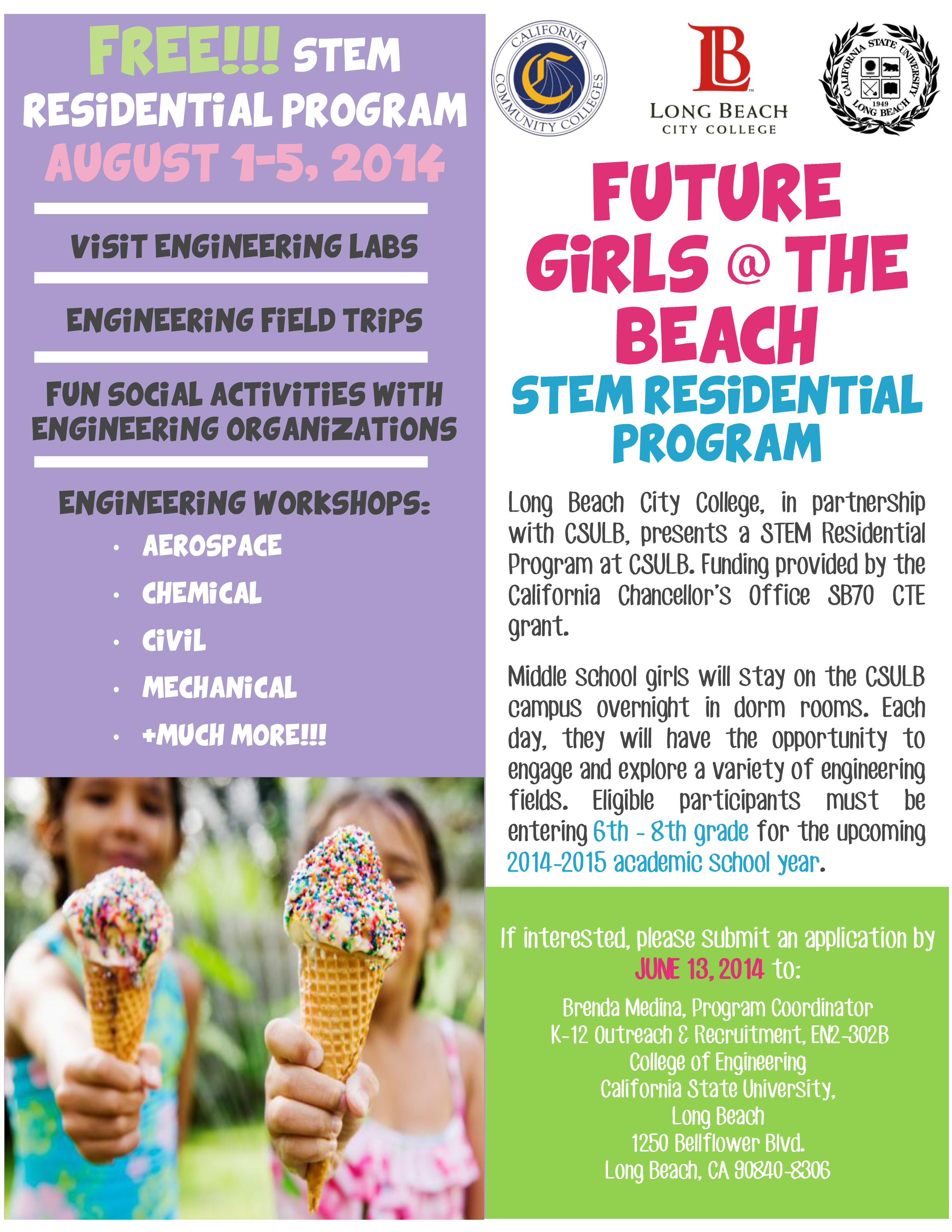 STEM Residential Flyer
