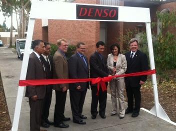 Denso Lab Promotes Student Success