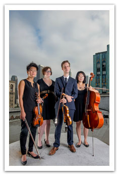 Argus String Quartet.