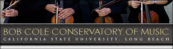 This Week at the Bob Cole Conservatory of Music