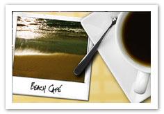 The Beach Café.