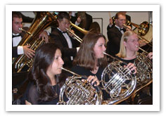 Concert Band and Brass Chamber