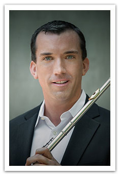 Darrin Thaves, flute.