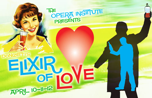 Opera Institute presents Donizetti's Elixir of Love