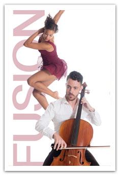 USO + Dance = Fusion.