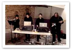 Laptop Ensemble.