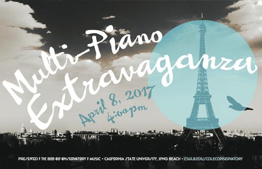 Multi-Piano Extravaganza XII