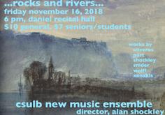 New Music Ensemble.