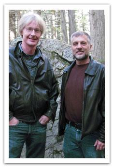 John Sampen and Mark Bunce.