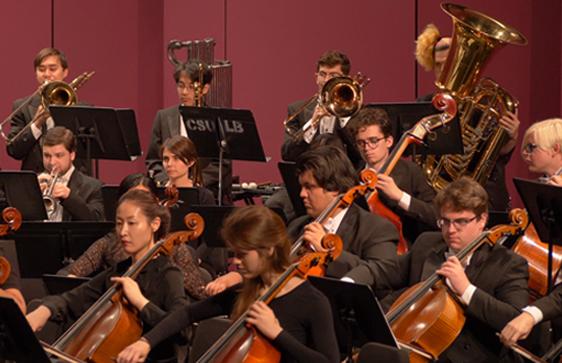 Bob Cole Conservatory Symphony Orchestra