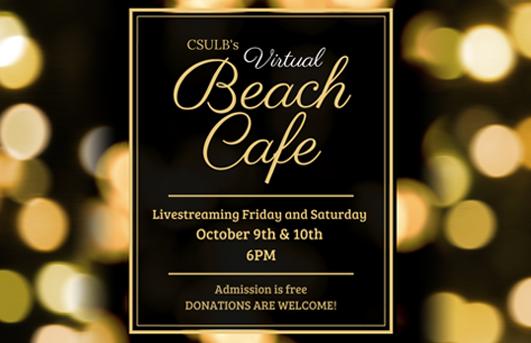 Virtual Beach Cafe.