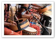 World Percussion.