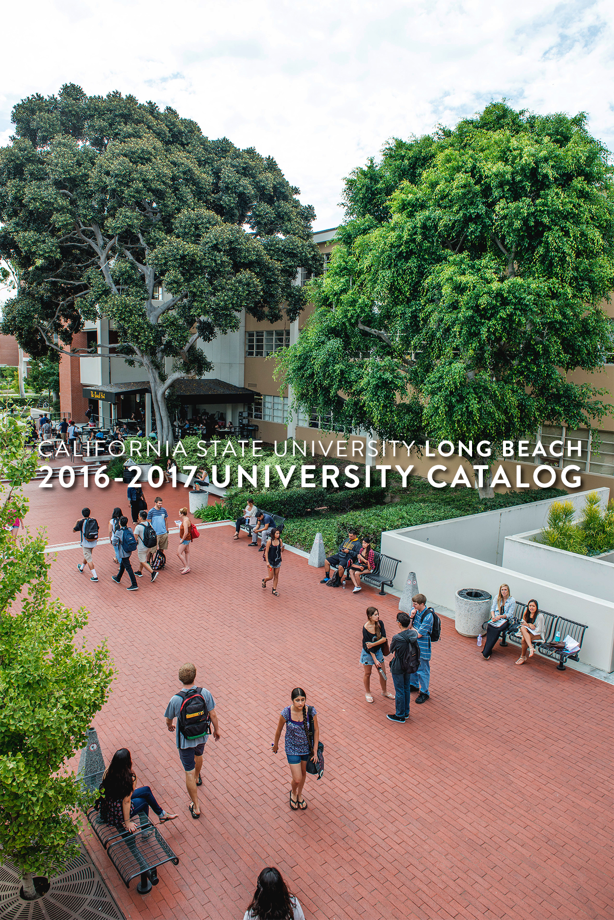 2016-17 CSULB Catalog Cover
