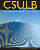 CSULB 08-09 Catalog Cover