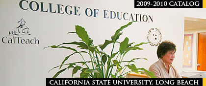 The CSULB College of Education Office - Calteach
