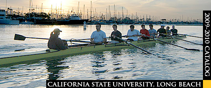 CSULB Crew at the Marina