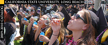 CSULB graduates at Commencement