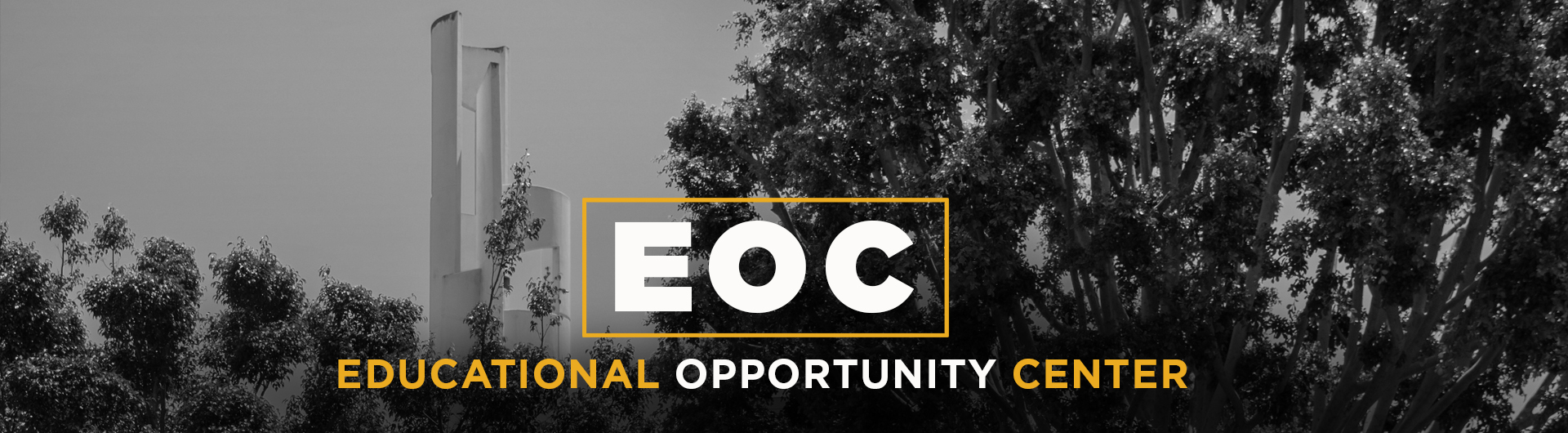 EDUCATIONAL OPPORTUNITY CENTER banner