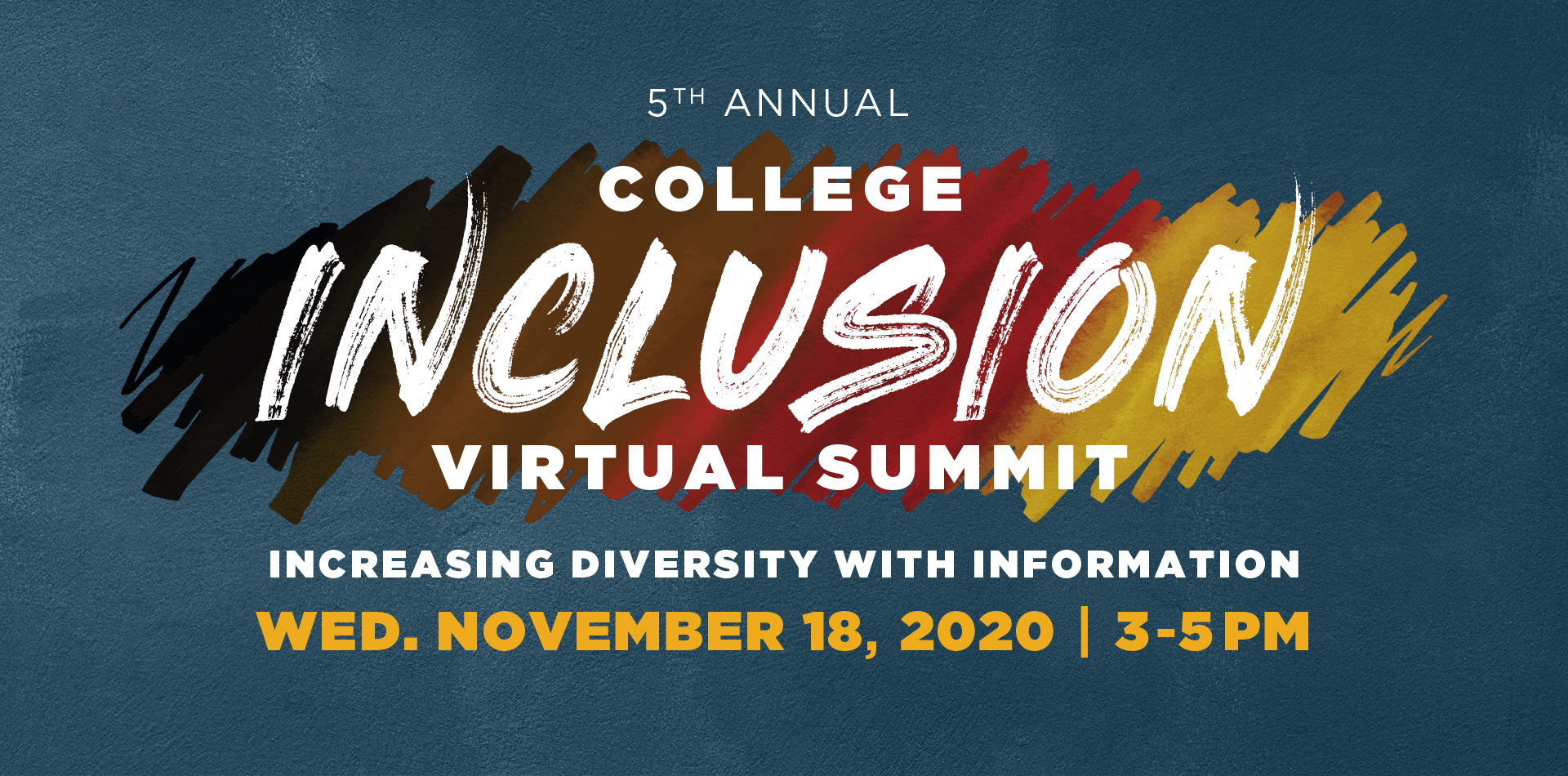 College Inclusion Summit