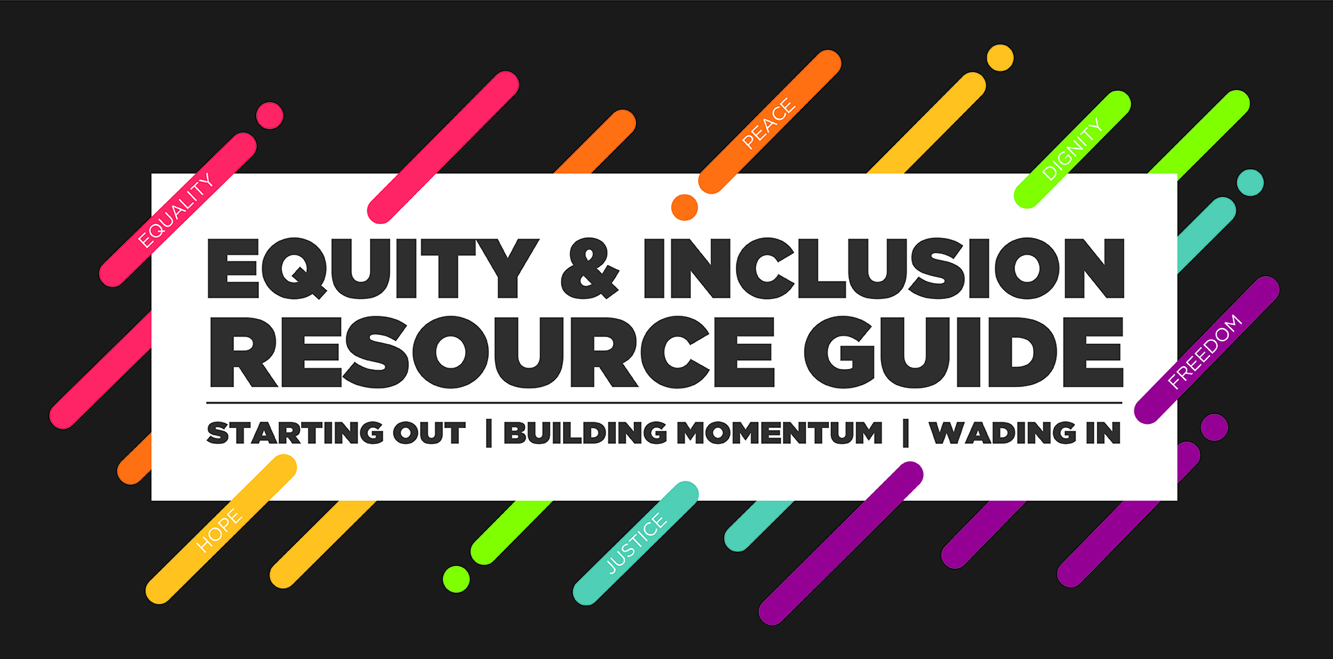 Equity Inclusion Guides - PDF
