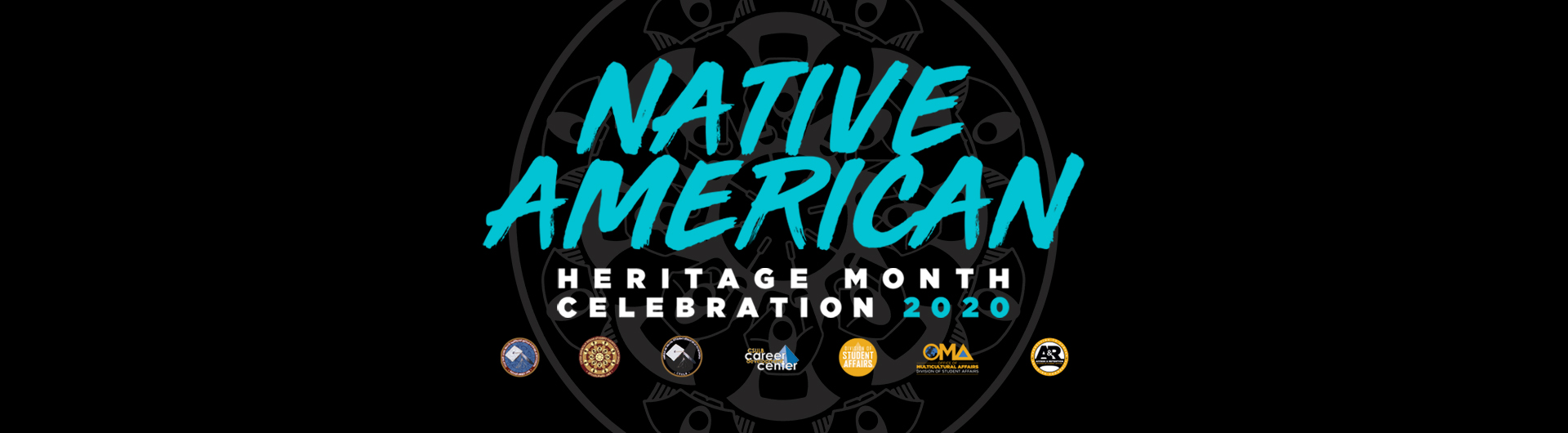 2020 Native American Heritage Month banner