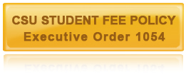 CSU Student Fee Policy, Executive Order 1054