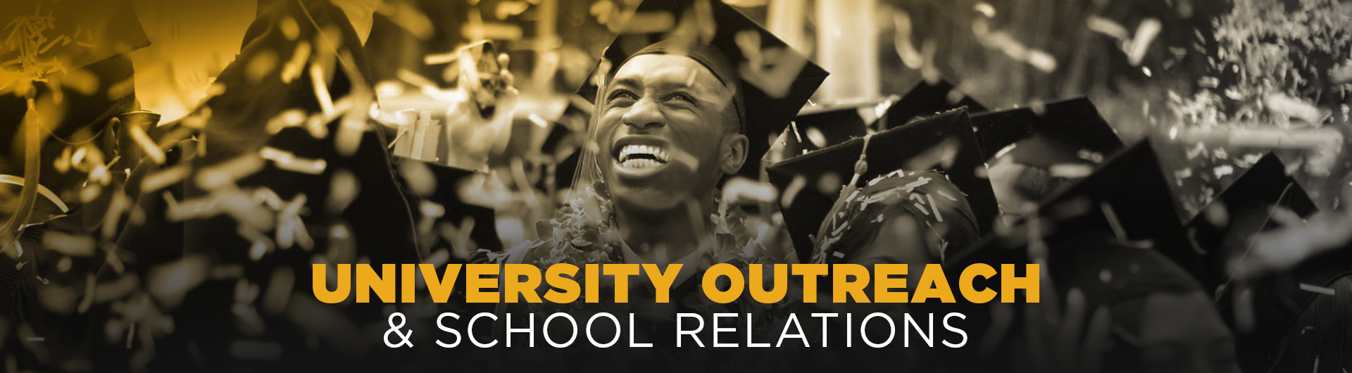 University Outreach & School Relations