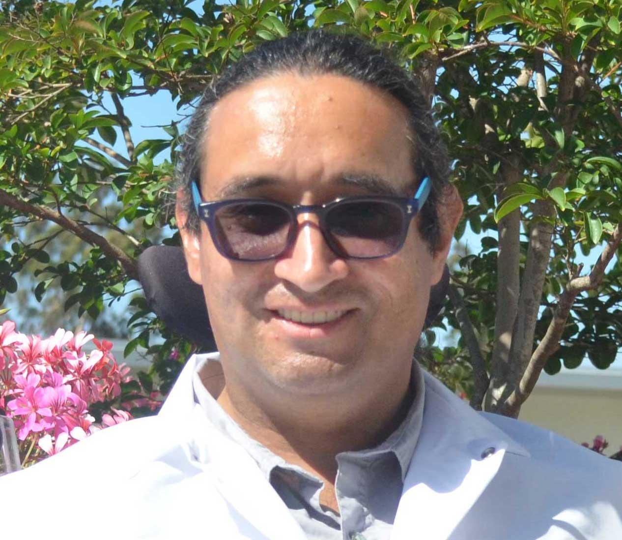 Benjamin Partida-Silva